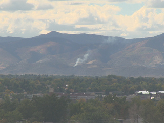 Hogback Fire now 100% contained, fire crews say