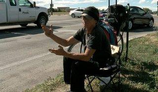 Springs considers new panhandling ordinance