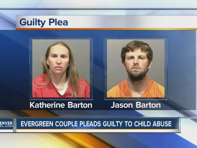 evergreen couple pleads guilty to child abuse after