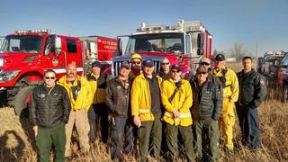 Heroes of the Beulah fire: What help they need