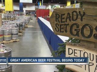 Great American Beer Festival kicks off