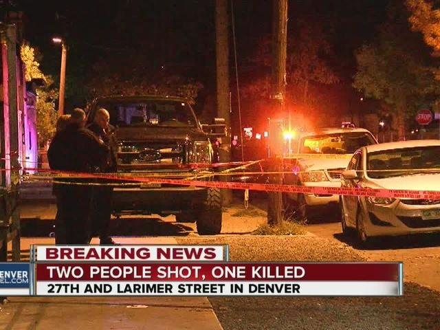 shooting near 27th and Larimer - 7NEWS Denver TheDenverChannel.com