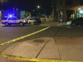 1 dead, 1 injured in early-morning shooting