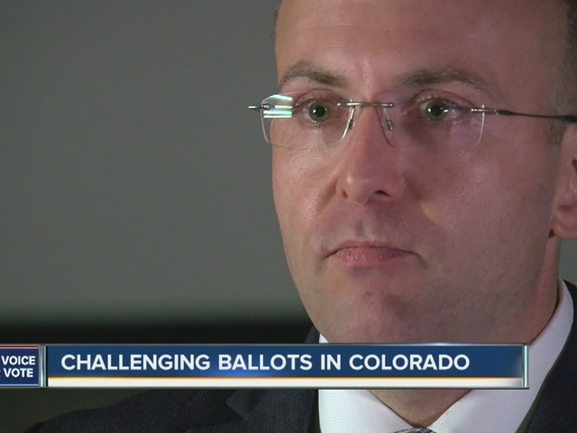 Challenging ballots in Colorado