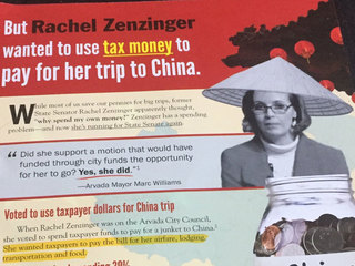 Group uses debunked tax-funded China trip claim