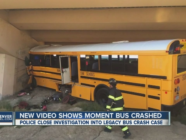 Police release video, reports on fatal DIA bus crash involving Legacy…