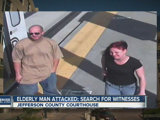 Couple may have witnessed courthouse attack in Jefferson County
