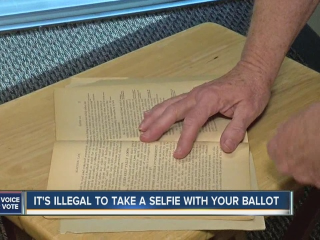 Don't snap that selfie: Here's what you cannot do at Colorado polling…