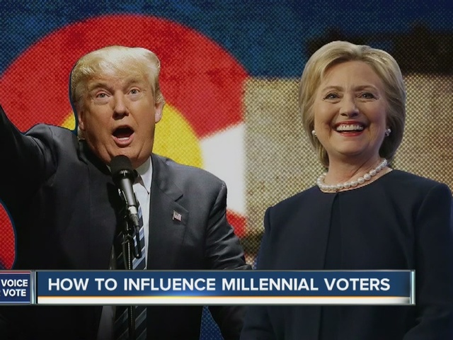 How to influence Millennial voters
