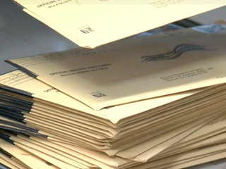 Was your ballot accepted or rejected?