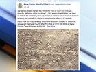Dangerous traps found on mountain biking trail