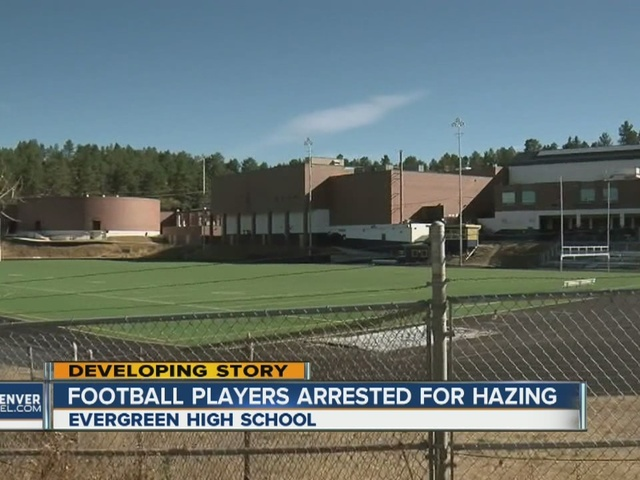 2 Evergreen High School JV football team players arrested for hazing