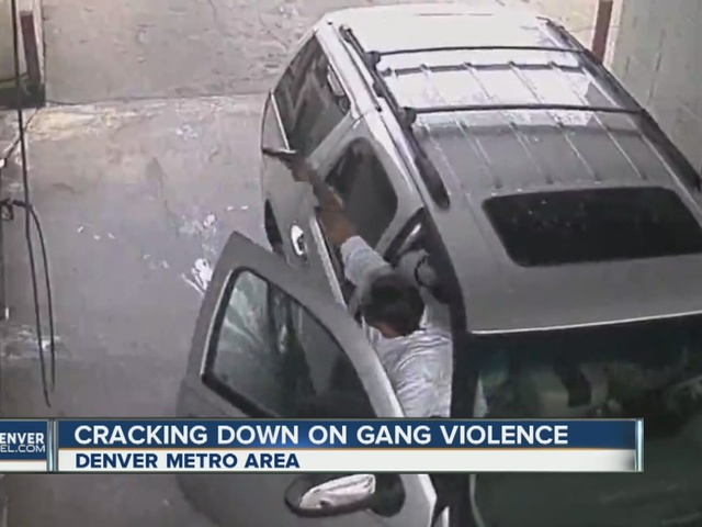 Cracking down on gang violence