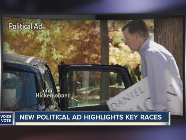 New political ad highlights key races