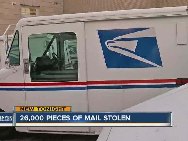 Sterling mailman arrested after investigators locate 26,000 pieces of…
