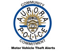 Aurora PD fighting car thefts with social media