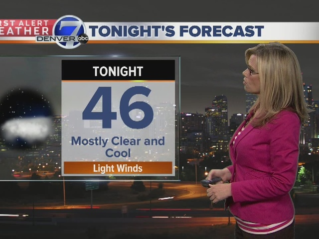 Our mild weather continues