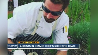 Two teens charged with murder over death of chef