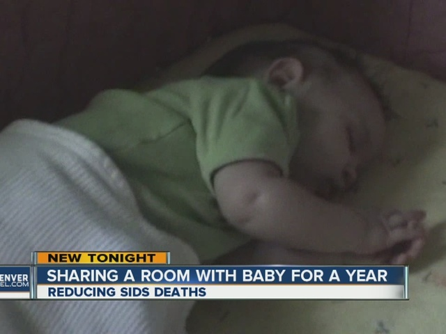 Infants should sleep in the same room as parents through their first year