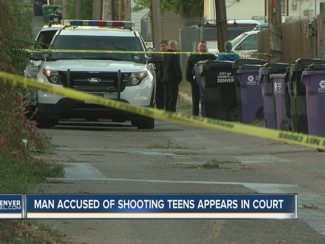 No bond for suspect in backyard marijuana grow shooting