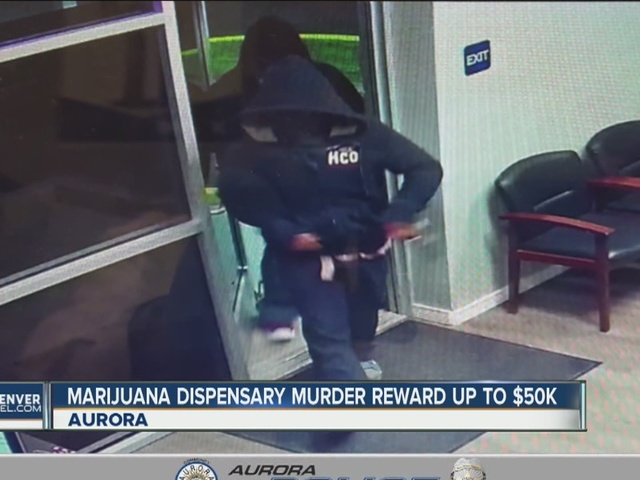 Reward increased in dispensary shooting death