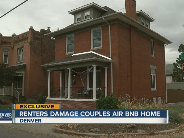 Denver AirBnB rental ends in nightmare