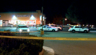 One person shot outside Denver convenience store