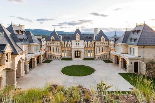 extreme homes of colorado incredible evergreen chateau