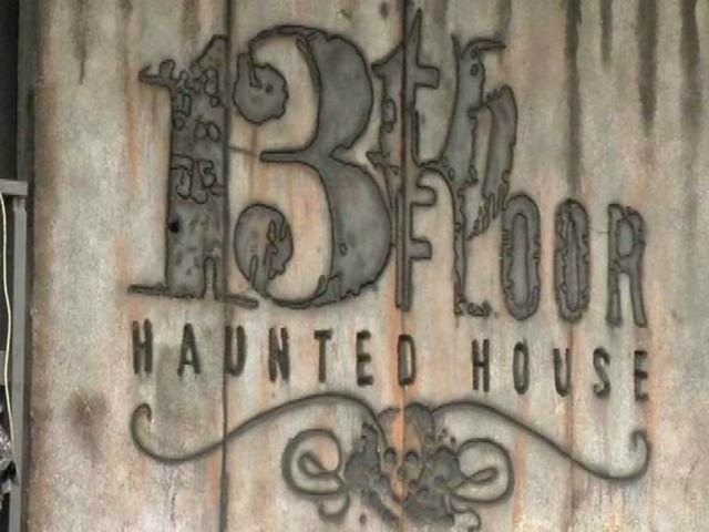 Inside Colorado's scariest haunted house