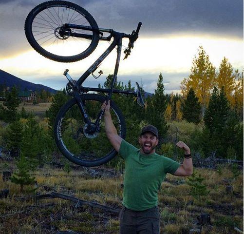 Marine veteran gets bike stolen on road trip