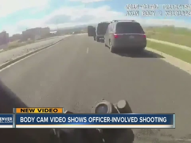 Authorities release body camera video, investigation into shooting of…