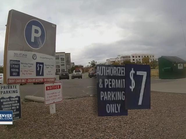 Denver7 investigation spurs parking lot changes