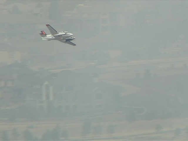 Evacuations ordered as fire approaches homes near Chatfield Reservoir