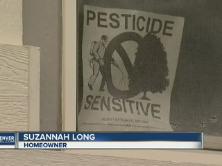 Pesticide battle pits homeowners against HOA