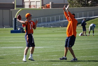 Paige: Can the Broncos win with bargain QBs?