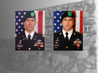 Fort Carson soldiers killed in Afghanistan