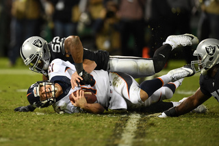 Raiders top the Broncos on SNF