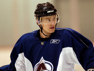 Former Avalanche winger Marek Svatos dead at 34