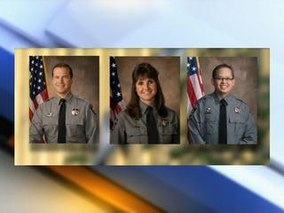 Former sheriff's supervisors plead not guilty