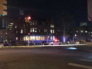 Pedestrian killed in Denver crash