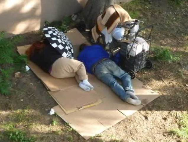 Rethinking focus on homelessness problem