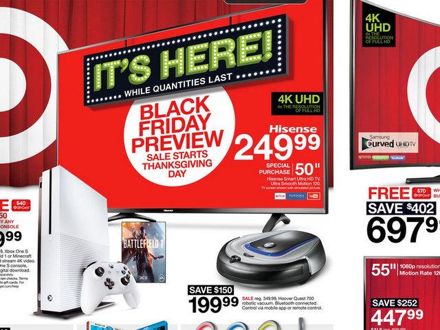 Expected eBay Black Friday Deals
