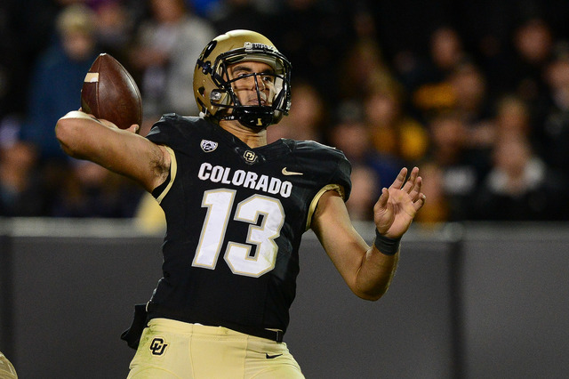 Buffs' Liufau, Fisher Get PAC-12 Player Of The Week Honors