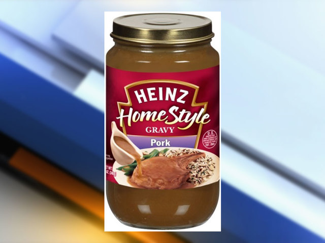 Recall of Heinz gravy variety for allergen concerns