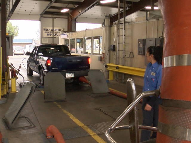 Is Colorado's emissions testing a waste of time and money
