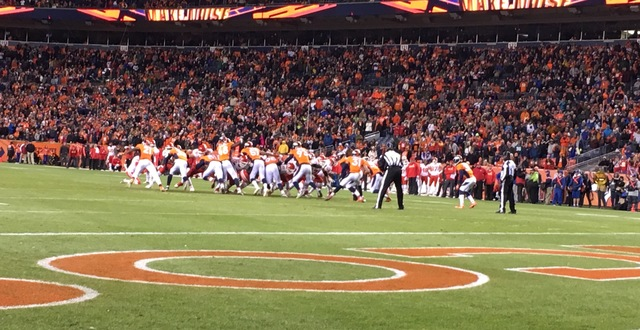 Denver Broncos CB Aqib Talib apologizes for Jordan Norwood shove