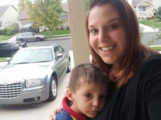 Woman in labor has car, newborn's clothes stolen