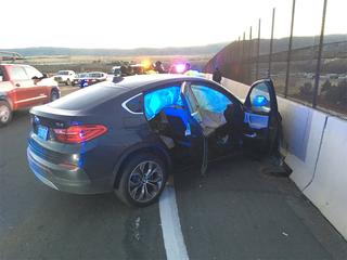 6 arrested after stolen car crashes in DougCo.
