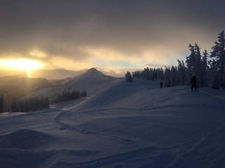 Some CO ski resorts got 2+ feet of snow in storm