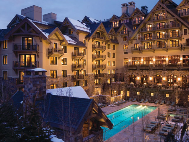 Four Seasons in Vail sells for $121 million